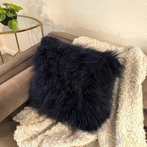 18x18 Faux Fur Pillow